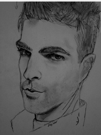 Zachary Quinto by deppendance